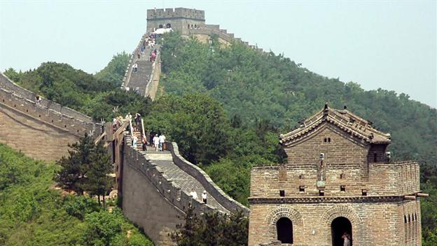 trek- great wall of china