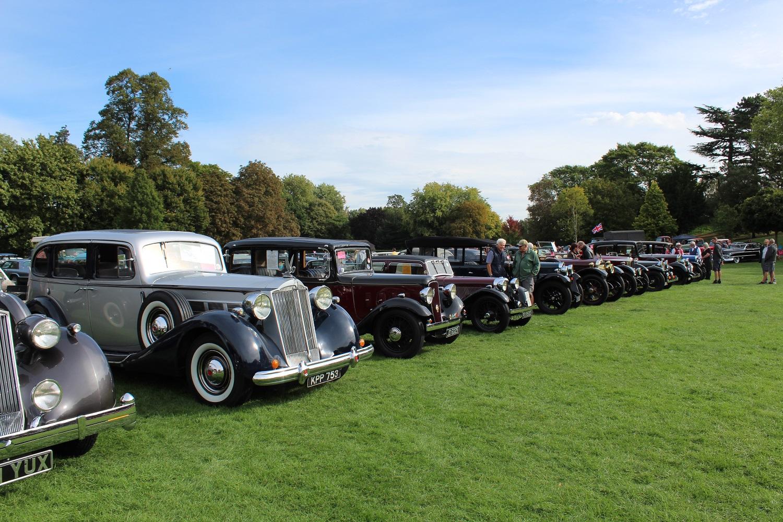 Essex Classic Vehicle Show 2018