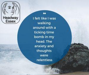Chrissy's story Headway Essex