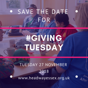 #GIVING TUESDAY Save the date