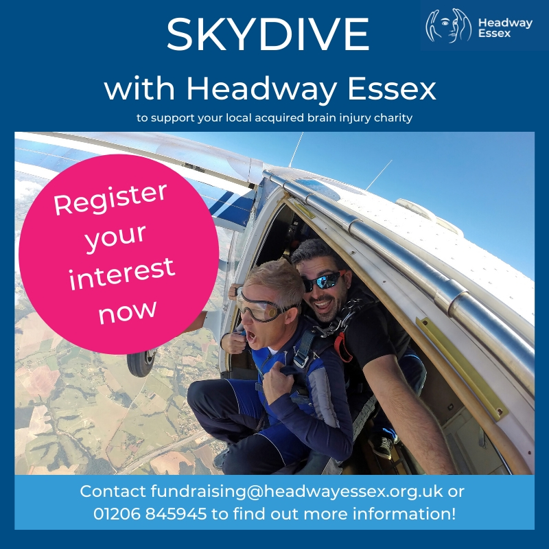 Updated Skydive Event Page