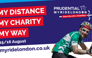 Join My Prudential RideLondon