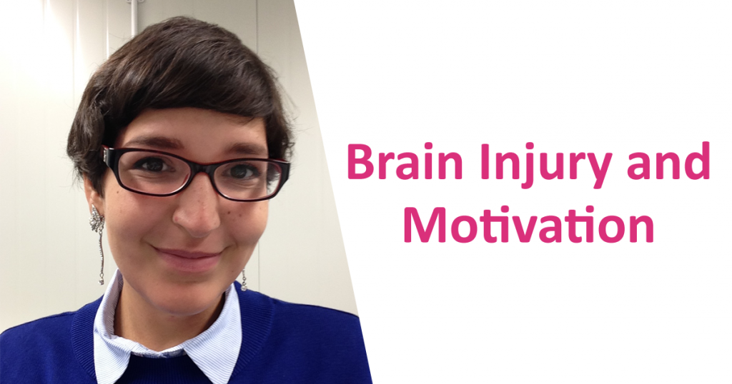 Brain Injury and Motivation Blog Featured Image