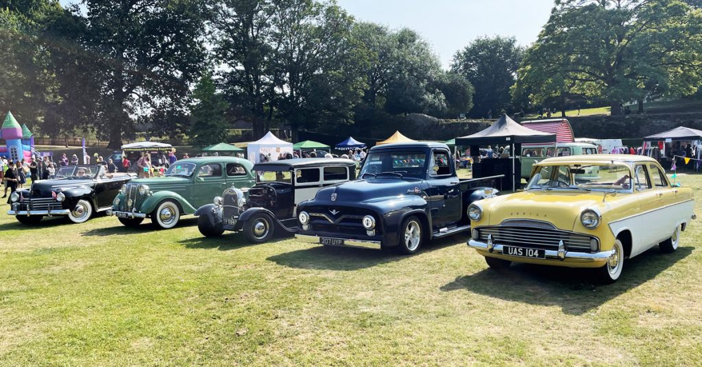 Essex Classic Vehicle Show Blog Featured Image