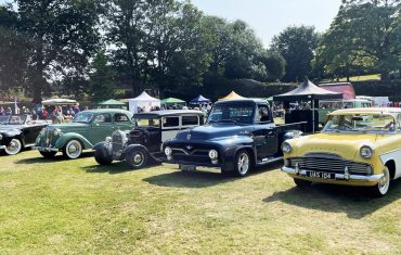 The Essex Classic Vehicle Show 2021